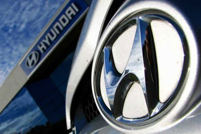 Hyundai logo BIG