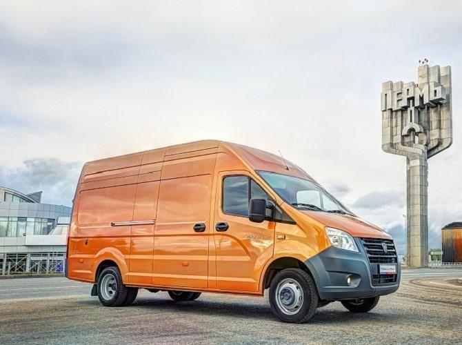ТОП-10 самых продаваемых новых LCV в России