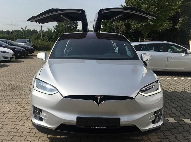 Продажи электрокаров Tesla в РФ увеличились на59% в 2017-ом