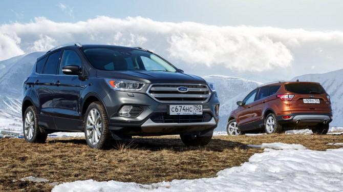 В Российской Федерации продажи авто Форд заянварь возросли на39%