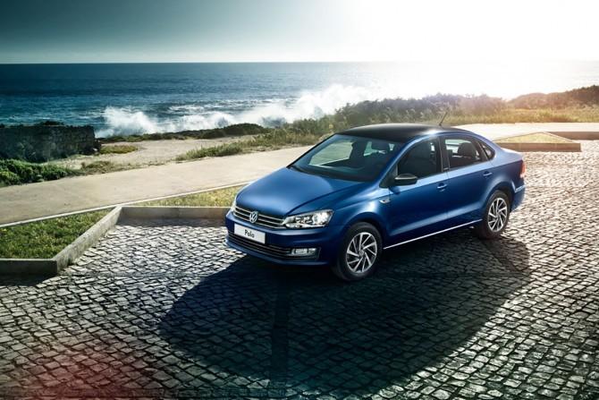 Седан Volkswagen Polo прибавил в цене от 15 до 20 тысяч рублей