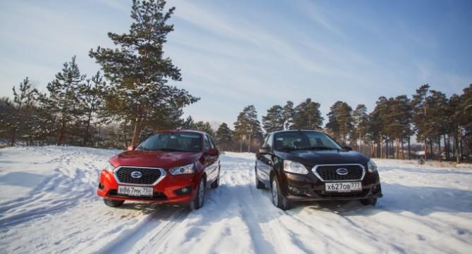 Продажи авто Datsun в РФ вначале года увеличились на14,1%