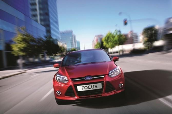 Ford Focus продолжает возглавлять этот рейтинг