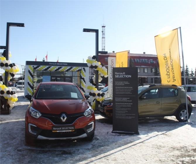 Renault Selection: 40% клиентов выбирают Duster