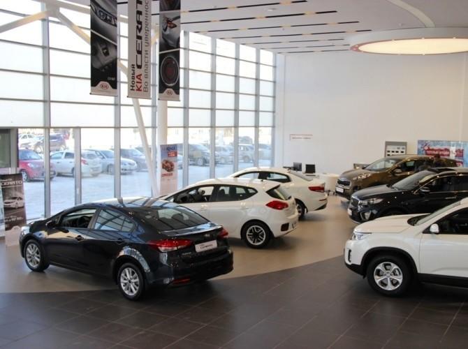 Продажи автомобилей KIA в кредит в феврале выросли на 37%
