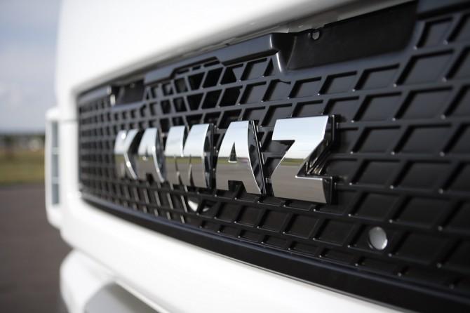 kamaz logo 3