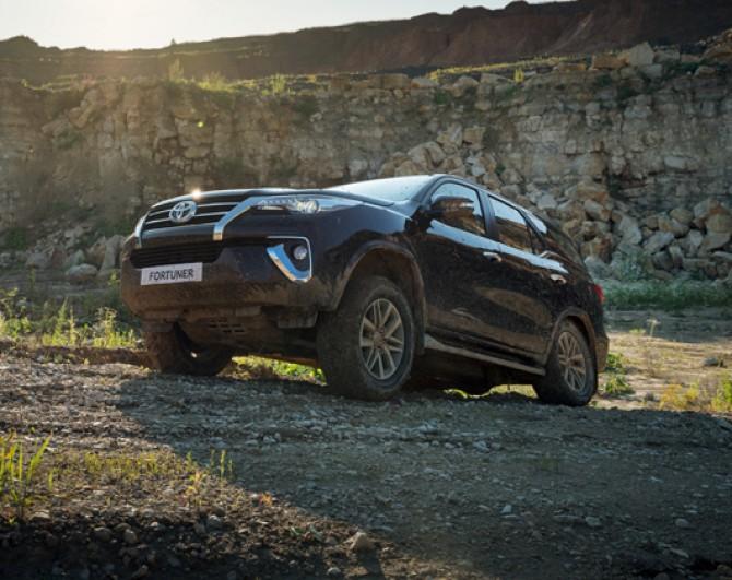 Продажи авто Тойота на русском рынке зимой увеличились на3%