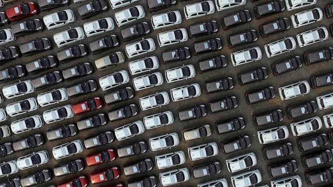 В конце зимы мировой автомобильный рынок упал на 1,3%