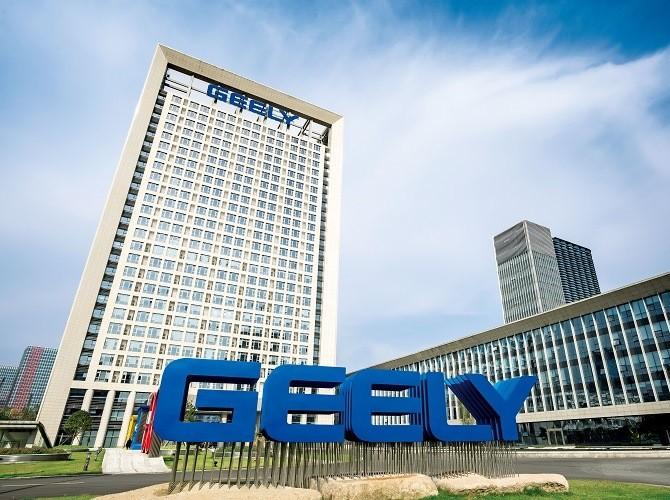 Geely попала в ТОП-20 самых дорогих автомобильных брендов