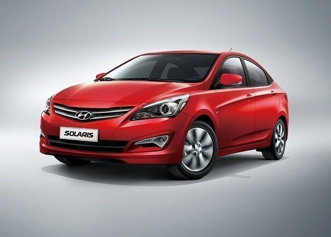Самым популярным подержанным автомобилем в столице второй месяц подряд является Hyundai Solaris