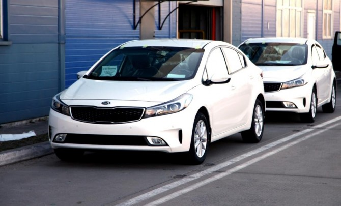«Автотор» выпустил 1,8-миллионный автомобиль вКалининграде