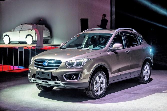 FAW наращивает продажи Besturn X80 на русском рынке
