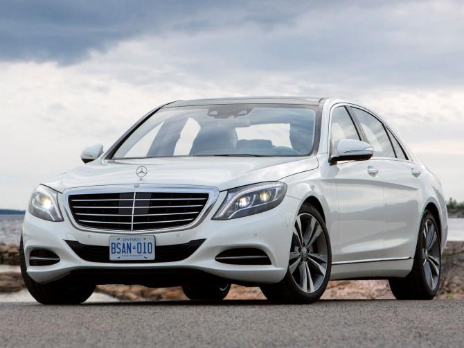 Mercedes отзовет в Российской Федерации неменее 12 тыс. собственных машин