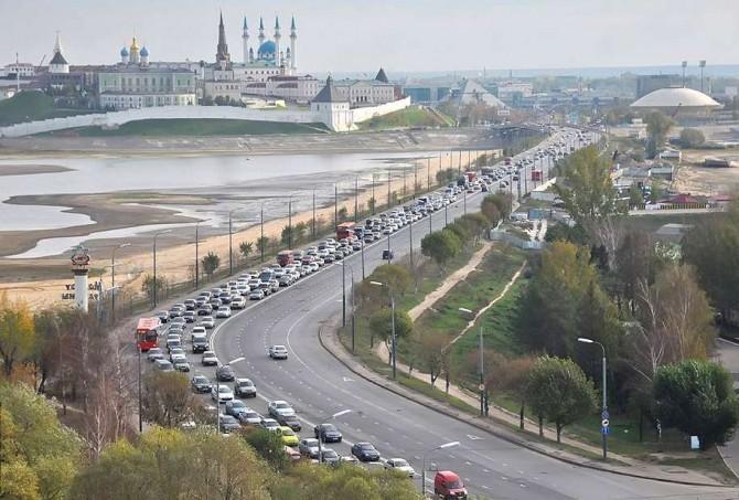 Возглавляет данный рейтинг Казань