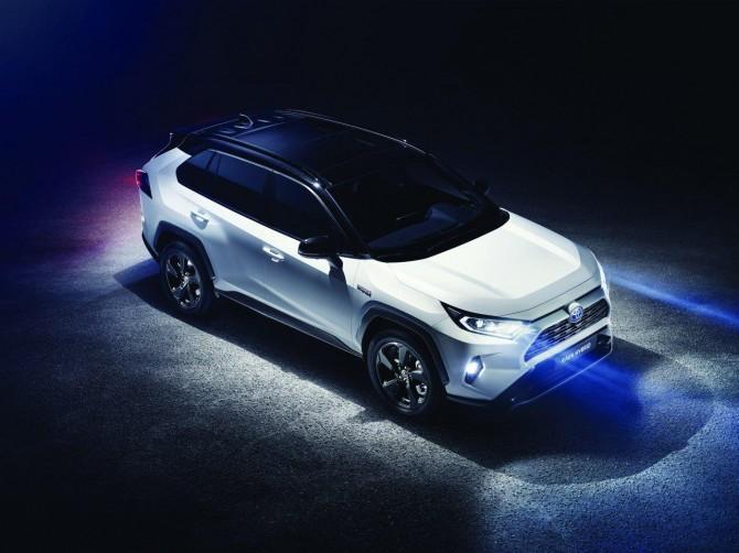 30/03/2018 Toyota представила новое поколение RAV4