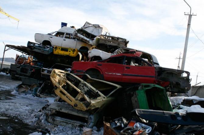ВРоссии подняли ставки утилизационного сбора наавтомобили