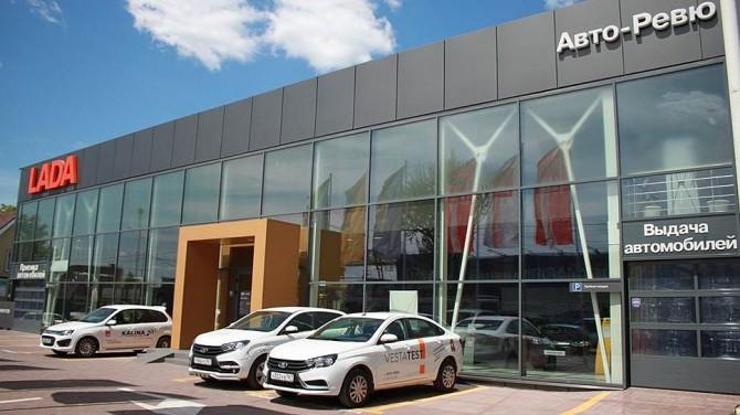 Продажи авто Лада возросли на28,8%