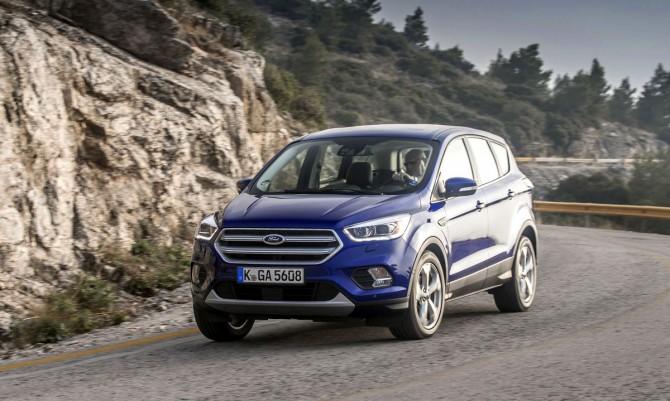 Завод в«Алабуге» продемонстрировал самый динамичный рост продаж авто Форд в РФ