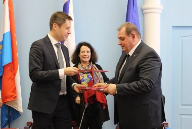 Тольятти рассчитывает на17 миллионов евро