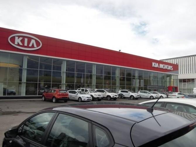 Россияне тратят больше всего денег на покупку автомобилей KIA