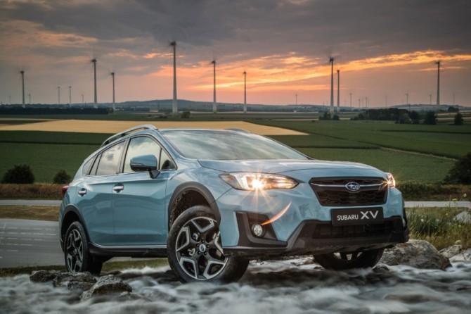 Субару подняла цены наавтомобили в Российской Федерации — Эффект утильсбора