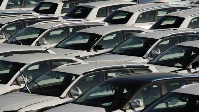 ВБашкирии за 1-ый квартал продали 11 582 легковушек