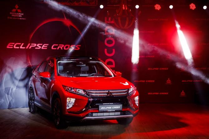ВРФ стартовали продажи Митцубиси Eclipse Cross японской сборки