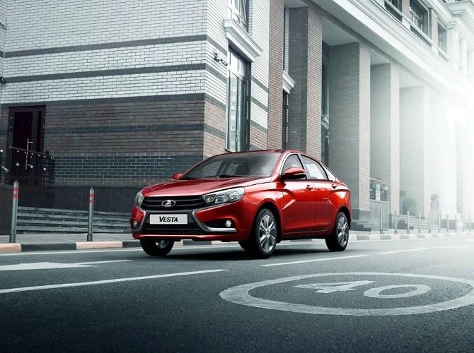 Продажи автомобилей LADA в Евросоюзе в марте упали на 9