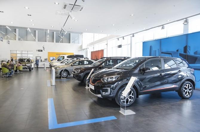 Renault cars