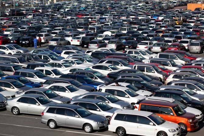 Соотношение продаж новых иподержанных автомашин вБашкирии