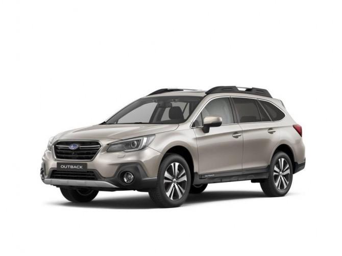 Обновленный Subaru Outback поступил в продажу в России