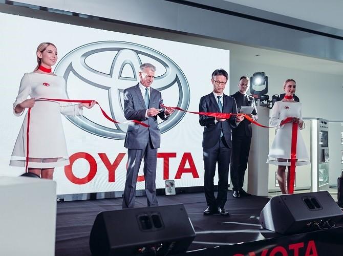 ВМордовии открыли 1-ый автоцентр Тойота