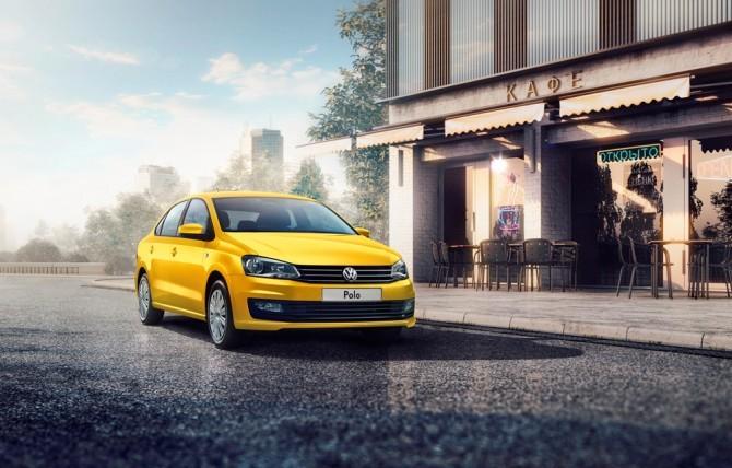 Возглавляет Volkswagen