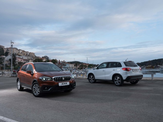 Продажи авто Сузуки РФ всередине весны увеличились на67%