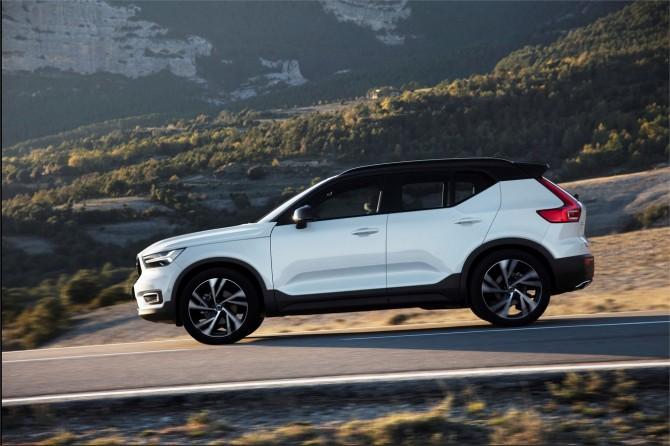 Volvo придется увеличить сборку XC40, чтобы справиться со спросом