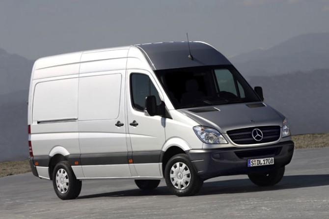 Mercedes-Benz Sprinter BIG