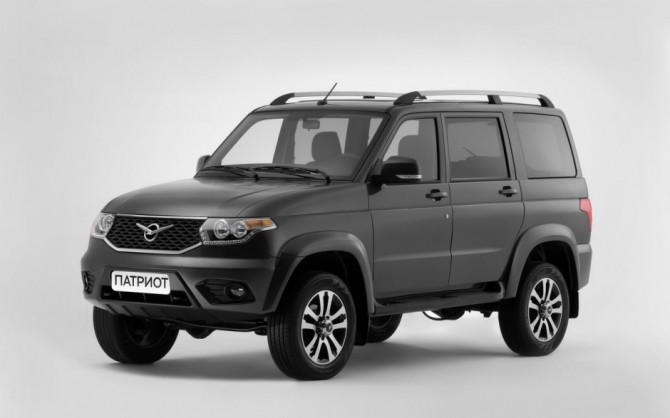 Автосалон уаз в москве модельный ряд и цены работа в автосалоне москвы и области