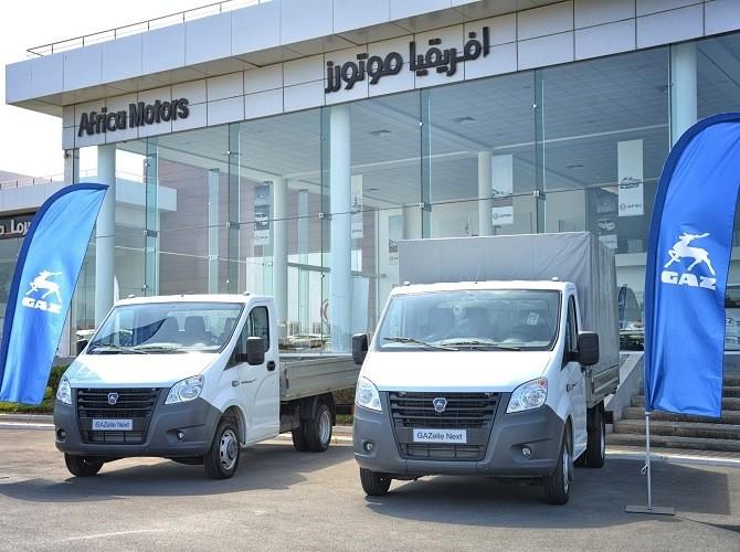 В Марокко стартовали продажи автомобилей ГАЗель NEXT