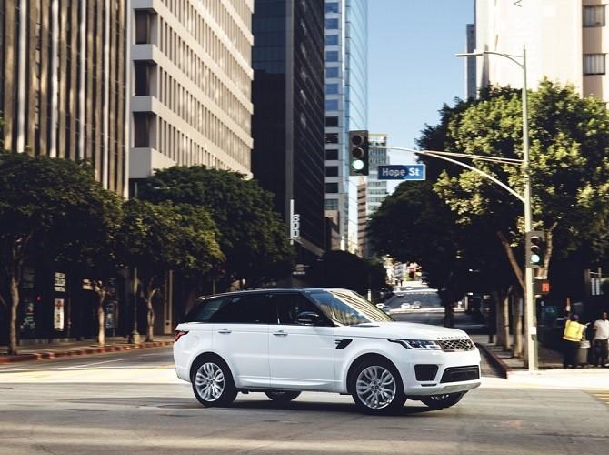 Новый Land Rover Range Rover Sport будет доступен в России в конце августа