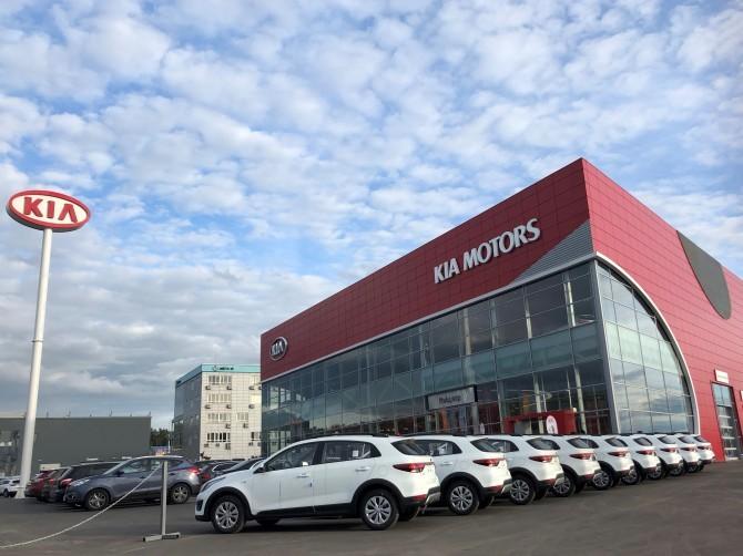 Каждый третий автомобиль KIA продается в кредит по программе KIA Finance
