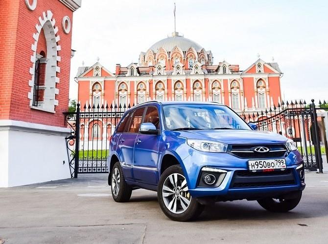 В 1 полугодии в России было продано более 16 тыс. китайских автомобилей