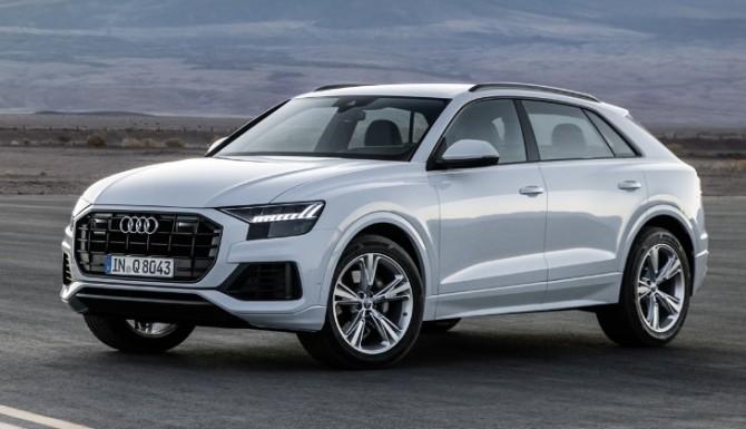 Все о новом поколении внедорожника Audi Q8