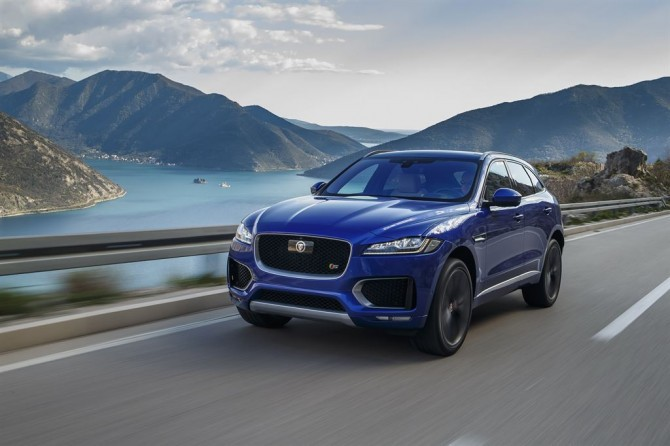 Jaguar Land Rover в ноябре увеличил продажи в России на 41%