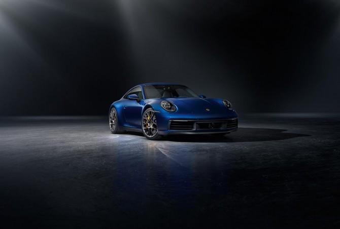 Porsche рассказал о новинках для российского рынка
