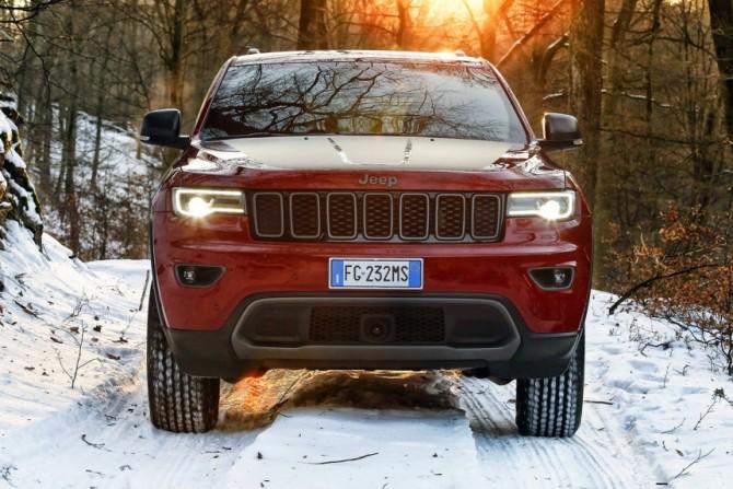 Новый Jeep Grand Cherokee будет семиместным