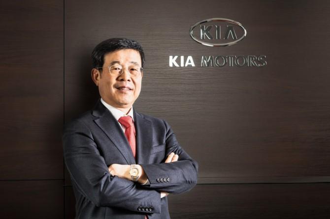 KIA President 1