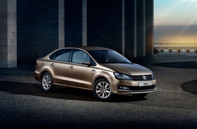 Volkswagen Polo в ноябре вернул себе лидерство на авторынке Москвы