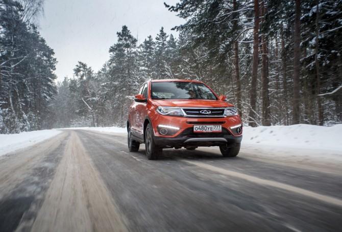 Продажи китайских автомобилей в России упали впервые за 19 месяцев