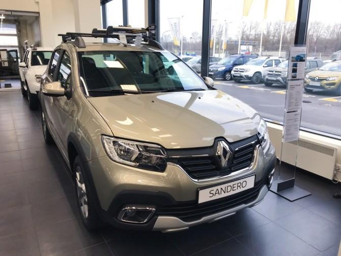 Renault dealer 3