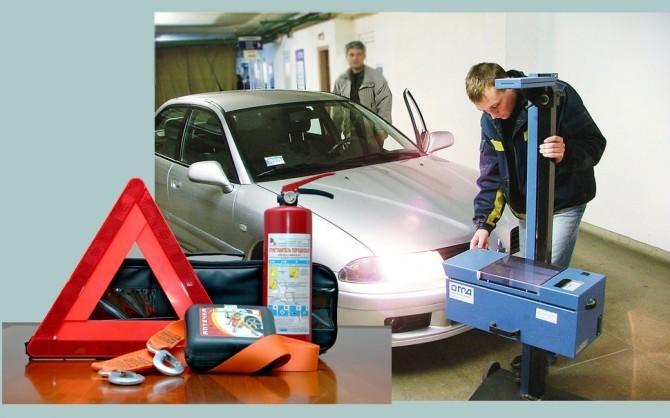 МВД подготовило поправки к процедуре техосмотра транспортных средств